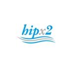 atariさんのhipx2: 新規サービス立ち上げ(子供と高齢者教育)に向けたロゴ作成への提案