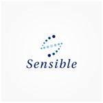 siftさんのセミナー、コンサルティング運営会社「Sensible」のロゴへの提案