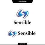 queuecatさんのセミナー、コンサルティング運営会社「Sensible」のロゴへの提案