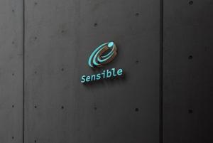 sumiyochiさんのセミナー、コンサルティング運営会社「Sensible」のロゴへの提案