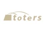 refrainsilenceさんのトートバッグ、Tシャツ、ポロシャツ等のブランド「toters」のロゴへの提案