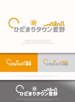 mahou-photさんの袋井愛野に新規OPENする大型分譲地のブランドロゴ作成への提案