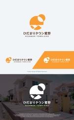 take5-designさんの袋井愛野に新規OPENする大型分譲地のブランドロゴ作成への提案