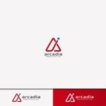 weborgさんのアルカディアリハステーションのロゴマーク作成(事業所名含む)(商標登録予定なし)への提案