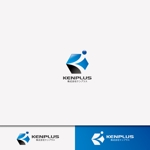 weborgさんの建設会社 防水工事「ケンプラス」のロゴへの提案