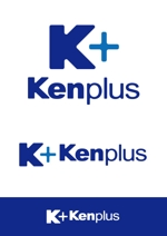 ttsoulさんの建設会社 防水工事「ケンプラス」のロゴへの提案