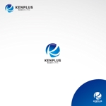 sunsun3さんの建設会社 防水工事「ケンプラス」のロゴへの提案