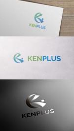 zeross_designさんの建設会社 防水工事「ケンプラス」のロゴへの提案