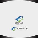 Nakamura__さんの建設会社 防水工事「ケンプラス」のロゴへの提案