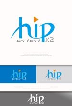mahou-photさんのhipx2: 新規サービス立ち上げ(子供と高齢者教育)に向けたロゴ作成への提案