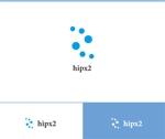 web-pro100さんのhipx2: 新規サービス立ち上げ(子供と高齢者教育)に向けたロゴ作成への提案