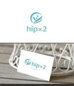 Doing1248さんのhipx2: 新規サービス立ち上げ(子供と高齢者教育)に向けたロゴ作成への提案