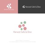 musaabezさんのカフェ、レストラン「Harvest Cafe」のロゴへの提案