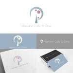 minervaabbeさんのカフェ、レストラン「Harvest Cafe」のロゴへの提案
