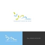 viracochaabinさんのカフェ、レストラン「Harvest Cafe」のロゴへの提案