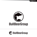 fs8156さんの株式会社 BullBearGroupの会社を象徴するロゴへの提案