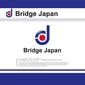 chopin1810lisztさんの外国人労働者対象サービス会社「ブリッジ・ジャパン株式会社」の企業ロゴへの提案