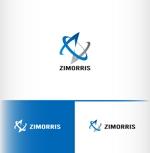 社名変更に伴う「ZIMORRIS(ジーモリス)」のロゴ、アイコン制作への提案