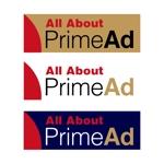 yubidesignさんの広告ソリューション「All About PrimeAd」のロゴ への提案