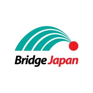 j-designさんの外国人労働者対象サービス会社「ブリッジ・ジャパン株式会社」の企業ロゴへの提案