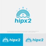 drkigawaさんのhipx2: 新規サービス立ち上げ(子供と高齢者教育)に向けたロゴ作成への提案