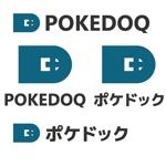 chopin1810lisztさんの健康管理アプリ「POKEDOQ」のロゴへの提案
