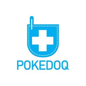 j-designさんの健康管理アプリ「POKEDOQ」のロゴへの提案