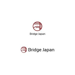 Yolozuさんの外国人労働者対象サービス会社「ブリッジ・ジャパン株式会社」の企業ロゴへの提案