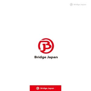 yokichikoさんの外国人労働者対象サービス会社「ブリッジ・ジャパン株式会社」の企業ロゴへの提案