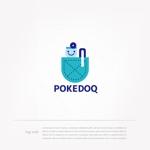 mg_webさんの健康管理アプリ「POKEDOQ」のロゴへの提案