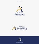 hinotoriさんの広告ソリューション「All About PrimeAd」のロゴ への提案