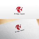 REVELAさんの外国人労働者対象サービス会社「ブリッジ・ジャパン株式会社」の企業ロゴへの提案