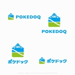 itohsyoukaiさんの健康管理アプリ「POKEDOQ」のロゴへの提案