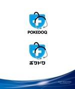 investさんの健康管理アプリ「POKEDOQ」のロゴへの提案
