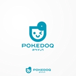 siraphさんの健康管理アプリ「POKEDOQ」のロゴへの提案