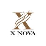 free_0703さんのホストクラブ 「X NOVA」のロゴへの提案