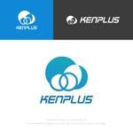musaabezさんの建設会社 防水工事「ケンプラス」のロゴへの提案