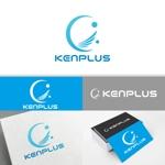 minervaabbeさんの建設会社 防水工事「ケンプラス」のロゴへの提案