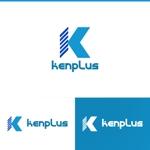 athenaabyzさんの建設会社 防水工事「ケンプラス」のロゴへの提案