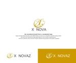 hope2017さんのホストクラブ 「X NOVA」のロゴへの提案
