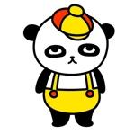 pico_iさんの20代~30代の女性に受け入れられるパンダのキャラクターのイラストへの提案