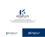 hope2017さんの建設会社 防水工事「ケンプラス」のロゴへの提案