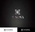 ORI-GINさんのホストクラブ 「X NOVA」のロゴへの提案