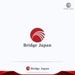 RIKU5555さんの外国人労働者対象サービス会社「ブリッジ・ジャパン株式会社」の企業ロゴへの提案