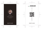 nakane0515777さんの名刺タイプの紹介カードデザインへの提案