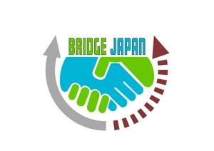 HarleyCussackさんの外国人労働者対象サービス会社「ブリッジ・ジャパン株式会社」の企業ロゴへの提案