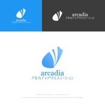 musaabezさんのアルカディアリハステーションのロゴマーク作成(事業所名含む)(商標登録予定なし)への提案
