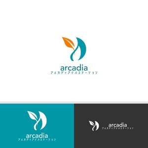 viracochaabinさんのアルカディアリハステーションのロゴマーク作成(事業所名含む)(商標登録予定なし)への提案
