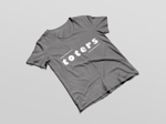 junya_iさんのトートバッグ、Tシャツ、ポロシャツ等のブランド「toters」のロゴへの提案