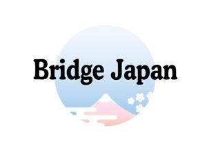 tukasagumiさんの外国人労働者対象サービス会社「ブリッジ・ジャパン株式会社」の企業ロゴへの提案